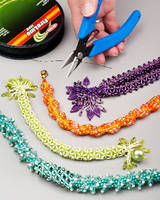 Bead Weaving Scissors Cut Easily and Stay Sharp