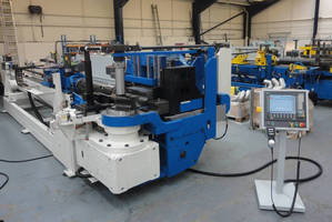 Leading German Truck Manufacturer Takes on Board Superior Tube Bending Technology