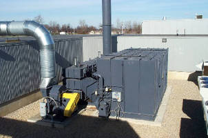 Regenerative Thermal Oxidizers include prefiltration systems.