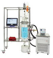 Automated Controller-Reactor Assembly offers full data logging.