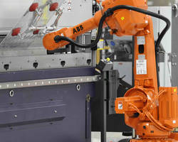 ABB IMTS 2012 Booth to Feature Diverse Range of Robotic Demos Designed for High Performance Manufacturing