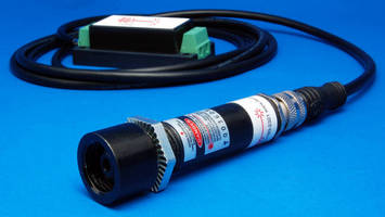Laser Diode Modules serve heavy-duty industrial applications.