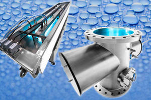UV Disinfection from Aquionics at WEFTEC 2012