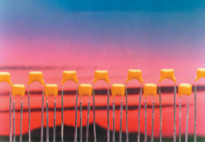Multilayer Ceramic Capacitor features 10 µF/50 V rating.