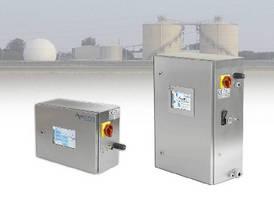 Biogas Analyzer controls desulphurization.