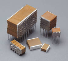 Ceramic Capacitors suit switch mode power supplies.