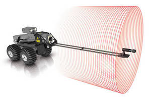 Laser Profiling Attachment reduces pipe geometry scanning effort.