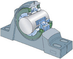 Roller Bearing Units suit conveyors in harsh conditions.
