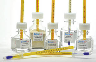 Chamber Bottle Thermometers bring accuracy to cold/hot storage.