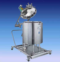 Ross Portable Tanks and Mixers