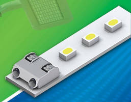 Two-Pole Pushbutton SMD Terminal Block carries 600 V/9 A rating.