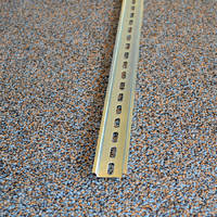 DIN Rails comply with EN 60715 standard.