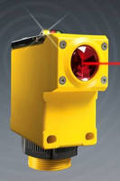 Wireless Photoelectric Sensor is completely self-contained.