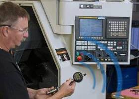 Digital Indicators offer secure wireless data transmission.
