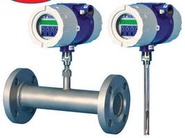 Thermal Mass Flowmeter has FM, FMc, ATEX, and IECEx approvals.