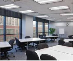 Historic Building Reduces Energy Costs with Relight Kits