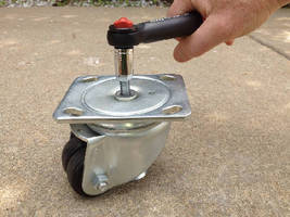 Leveling Casters suit applications with uneven surfaces.