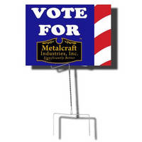 Metalcraft Industries Releases Twistakes for the 2012 Campaign Season