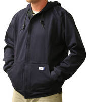 Sweatshirts help protect workers from flash fire.