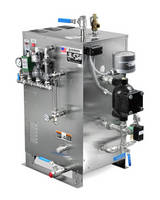 Sussman Electric Boilers Include a Broad Range of Applications in All Our Models