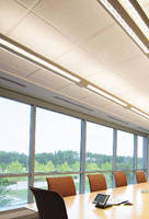 Architectural Luminaires feature integrated daylight sensors.