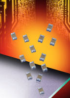 Multilayer Organic RF Inductors range from 1-32 nH.