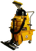 Floor Cleaning System meets building service contractors' needs.
