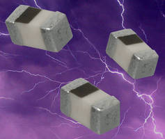Multilayer Chip Inductors serve high-frequency applications.
