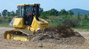 Crawler Dozers meet EPA Tier 4 Interim regulations.