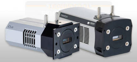 Spectroscopy CCD Platforms are available with Dual AR coating.