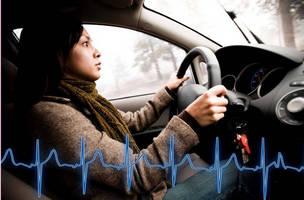 Automotive Detection Systems Sensor measures electric potential.