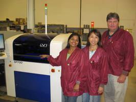 Subtronics Capacity Expansion Anchored by Speedprint SP700avi Screen Printer