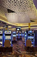 Chicago Metallic® Helps Scioto Downs Win Big with Magna T-Cell Metal Ceiling Systems