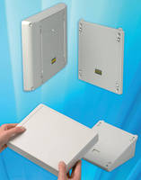 Configurable Enclosures extend applicability via components.