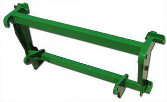 New Euro/Global to John Deere 600/700 Adapter from Worksaver