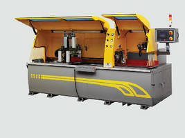 Automatic Cutoff Saws come in upcut and horizontal models.