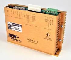 Linear Servo Brush Amplifier drives voice coil linear actuators.