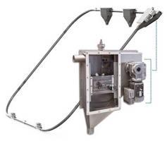Tubular Drag Conveyor affords installation flexibility.