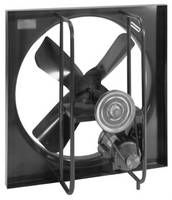 Heavy-Duty Wall Fans are capable of continuous operation.