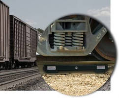 Track Scale operates with minimal rail traffic interruption.