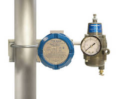 Explosion-proof I/P Transducer outperforms EPA regulations.