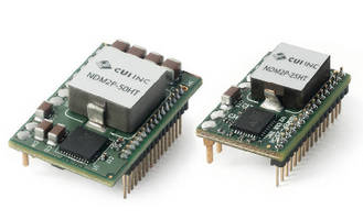 Digital Point-of-Load Modules offer cycle-by-cycle compensation.