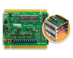 F-RAM Memory Module operates with Freescale Tower System.