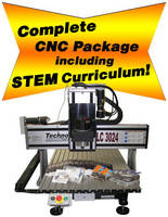 Complete CNC Machining Package for your STEM Initiative at a SPECIAL PACKAGE PRICE!