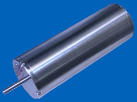 Linear Voice Coil Actuator features moving magnet design.