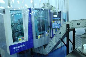 Eliminating Contamination in Cleanroom Injection Molding
