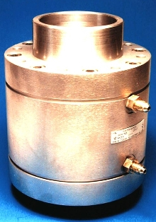 Hydraulic Cylinders have large hollow hubs.