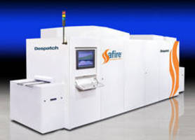 Nice Sun PV Co. Sees Yield and Cell Efficiency Improvements with Despatch Industries' New Safire Firing Furnace