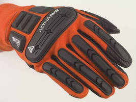 Flame-Resistant Gloves protect upstream oil and gas workers.