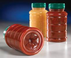Hot-Fill 24 Oz PET Barrier Jar helps keep food fresh on shelves.